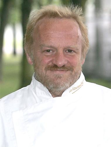 Antony Worrall Thompson: 'I don't think you can beat strawberries and raspberries for dessert at this time of year'