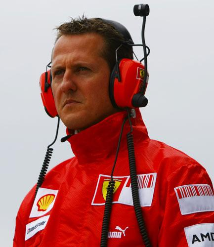 Michael Schumacher has agreed to drive Felipe Massa's car in the European Grand Prix in Valencia on 23 August