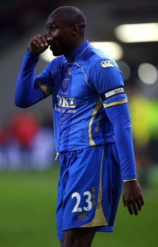 <b>SOL CAMPBELL</b><br/> <b>Defender</b><br/> <b>Ex-Portsmouth</b><br/> The only England player to have represented his country at six consecutive tournaments is a free agent. At 34, he still has some years in him yet.