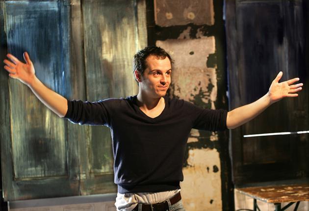 Spellbinding: Andrew Scott in Simon Stephens's Sea Wall