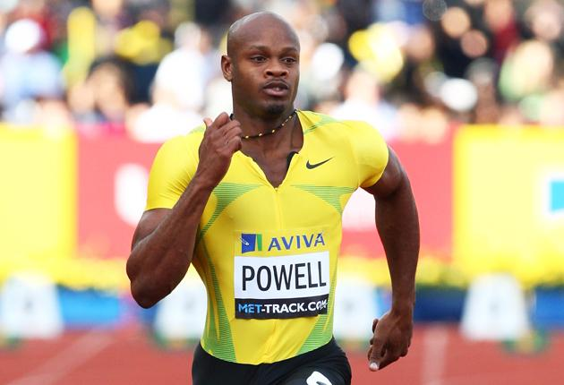 Asafa Powell and four other Jamaican athletes have been cleared to race by the Jamaican Amateur Athletics Association