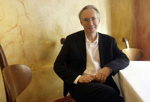 Ian McEwan, author of Atonement, was left underwhelmed by the film-adaptation of his work