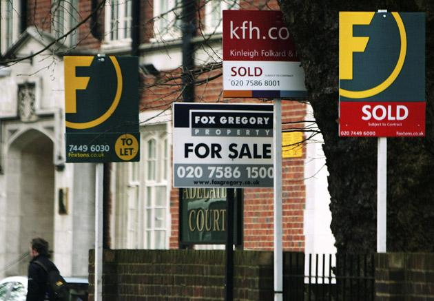 Some parts of the country could experience a 50 per cent hike in house prices over the next five years