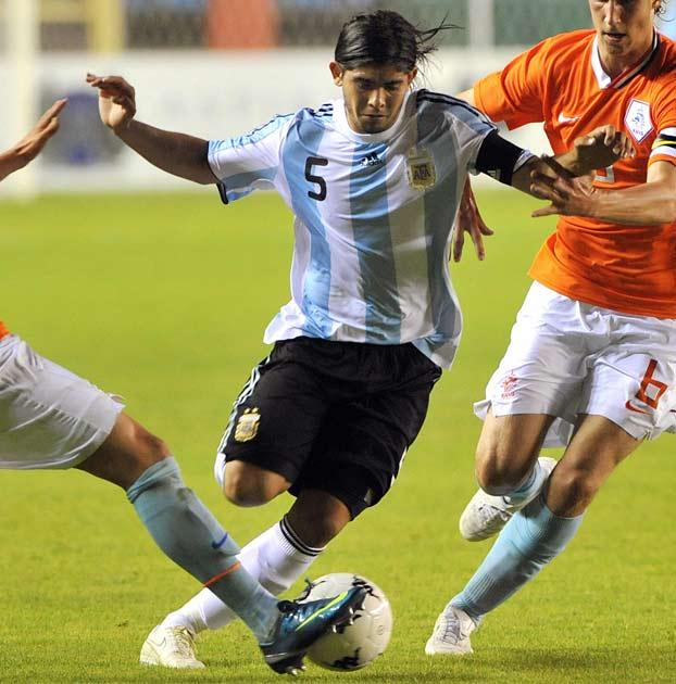 Banega is highly-rated having been signed by Valencia for around £15m 18 months ago