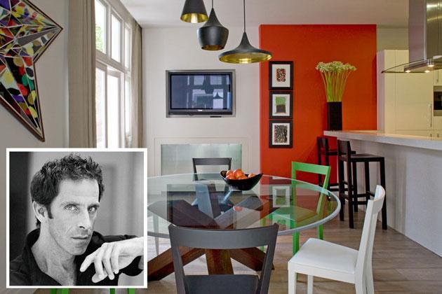 A Ben de Lisi's apartment design for Grosvenor Estates