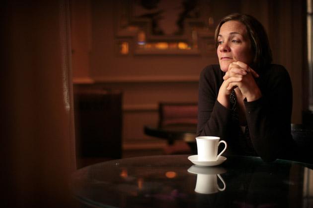 Seeking history's secrets: Tracy Chevalier