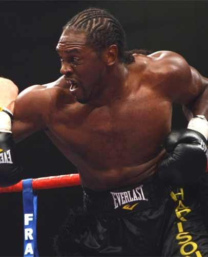Audley Harrison (above) will participate in October's Prizefighter tournament along with former opponents Danny Williams and Michael Sprott
