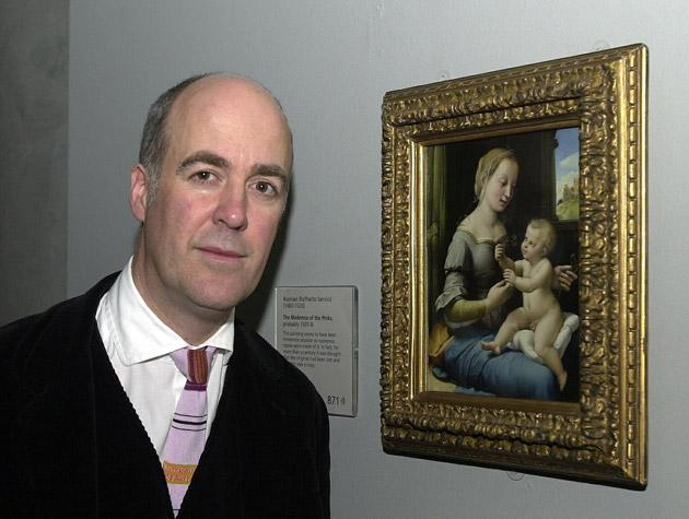 Charles Saumarez is Secretary and Chief Executive at the Royal Academy National Gallery Director