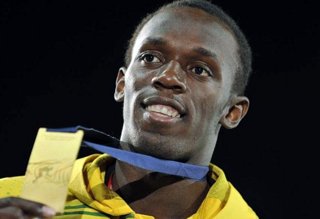 Bolt may compete in the long jump in future athletics events but draws the line at triple jump