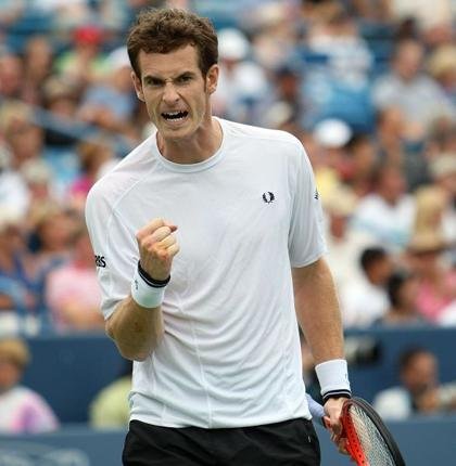 Andy Murray's winning performances and his uncompromising approach to play has gained him many admirers across the Atlantic