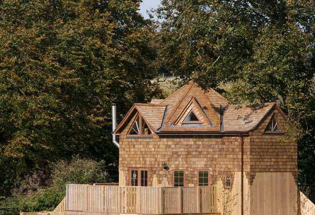 Branches everywhere: now you can stay in England's first five-star treehouse