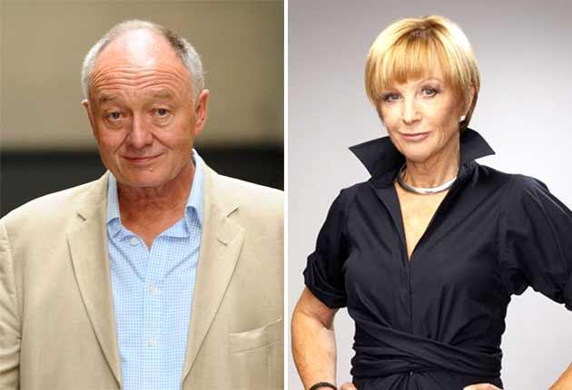 'To succeed you need people to agree with you and that's seemingly not one of her skills,' says Ken Livingstone of Anne Robinson, who was approached by the Tories to run for Mayor