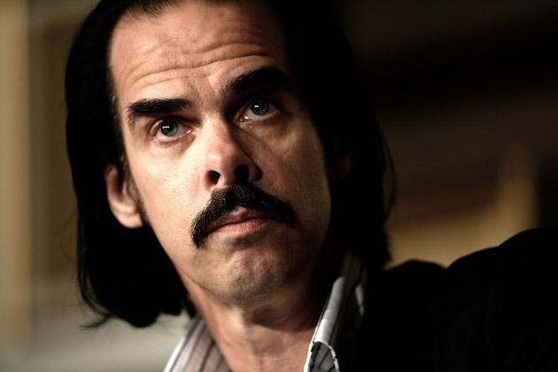 The devil's tunesmith: the rumour that Nick Cave wrote his first novel in blood still abounds