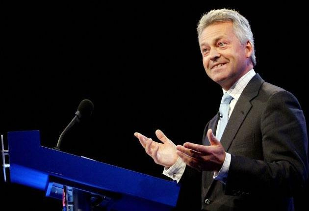 Alan Duncan will address parliamentary reform at the Conservative Party conference in Manchester