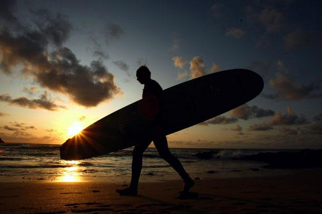 The reef was intended to attract surfers to Bournemouth from resorts in Devon and Cornwall