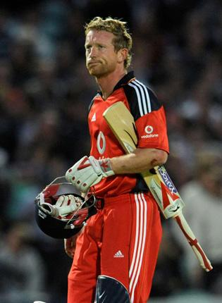 Paul Collingwood said fatigue was the reason for England's poor one-day displays