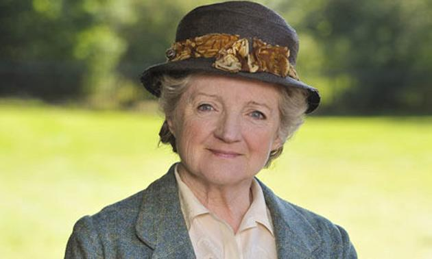 Julia MacKenzie is the latest avatar of Christie's detective, considerably less sharp beaked than either of her immediate predecessors, Geraldine McEwan or Joan Hickson.