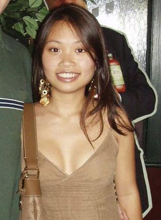 Police have found a pile of bloody clothes thought to belong to the killer of Annie Le, a 24-year-old Yale student