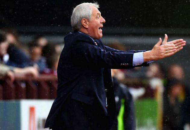 Walter Smith on Rangers Champions League tie against Stuttgart: ''We had a decent Champions League campaign two years ago and this will be the test for us to see if we have improved to the level that we hope for'