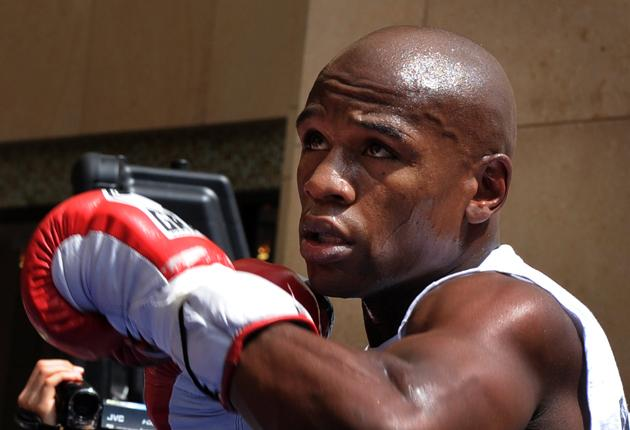 'I've lost nothing since the Hatton fight,' says Floyd Mayweather of his comeback