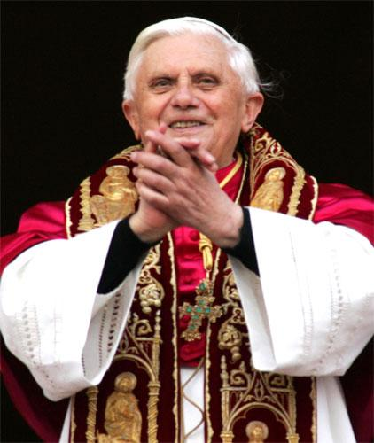 Negotiations for a visit by Pope Benedict XVI have been underway for nearly three years