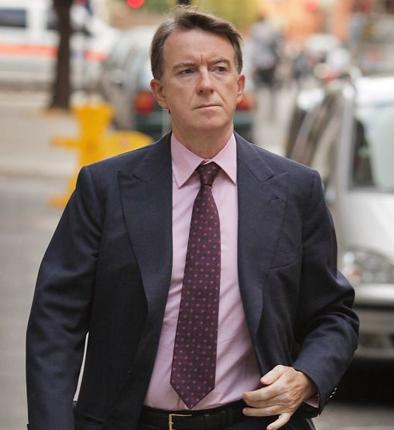 Peter Mandelson has bounced back from the days of being the 'twice disgraced' ex-cabinet minister