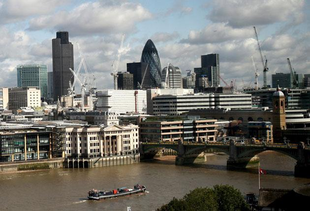 Law firms in the City of London also failing to provide objective advice