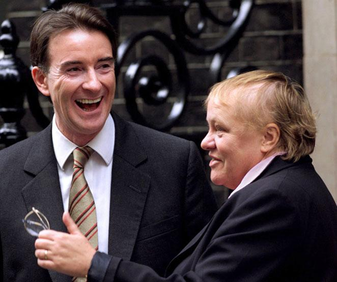 Mandelson and Mowlam