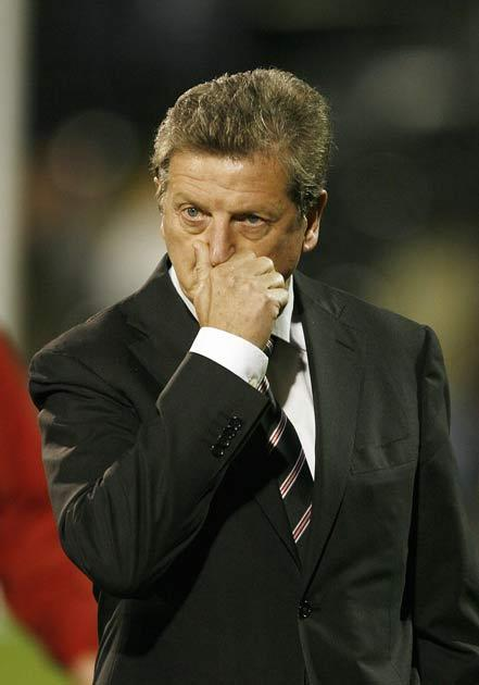 Hodgson saw his team get back to winning ways