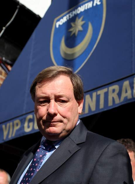<b>WOLVERHAMPTON V PORTSMOUTH, Saturday 15:00 </b><br/> <b>The team to watch:</b> As Portsmouth chief executive Peter Storrie (pictured) said this week, it's just one fire after another at the south coast club. Securing their first points of the season ag