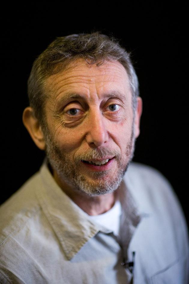 'Poetry is more face to face and more like story telling. There's a lot of it going on in different corners,' says Children's Laureate Michael Rosen