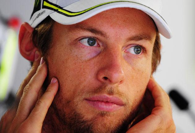 Jenson Button can follow Lewis Hamilton's lead and give Britain back-to-back world titles