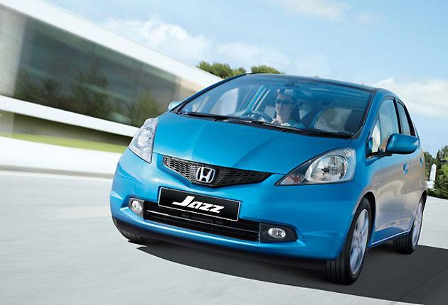 Production of the Jazz for European customers has been moved from Japan to Swindon where Honda hopes to build 20,000 units.