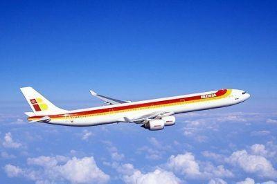 Spanish airline company Iberia