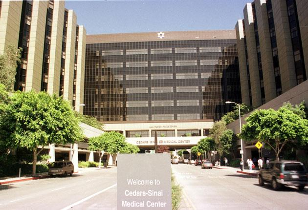 Cedars-Sinai Medical Centre in Los Angeles counts Madonna and Frank Sinatra as past patients, and more recently, Heidi Klum