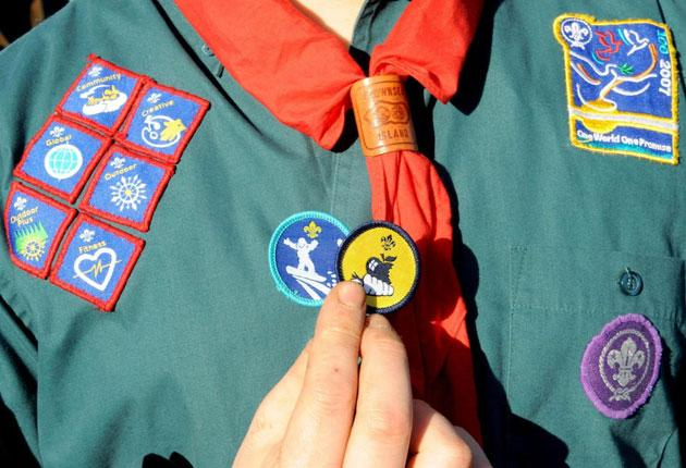 Scouts' challenge badges may become harder to achieve with fewer adults