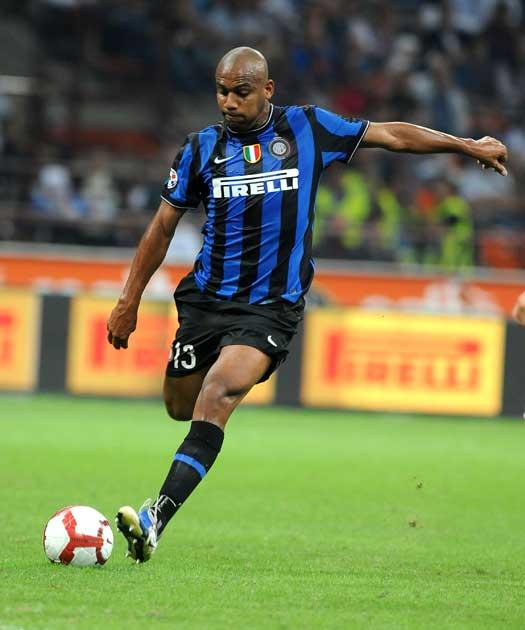 Maicon has been in fiine form for Inter this season