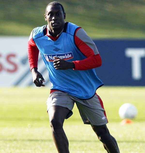 Heskey has hinted he may move on to gain regular football