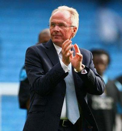 Sven Goran Eriksson's management on recent rumours: 'We've not been approached by the North Korean FA. Sven is currently in Nottingham, not in Pyongyang. There is no truth in any of these rumours'