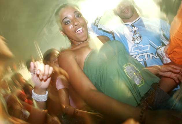 Rio is boho more than bistro, samba more than bossa nova