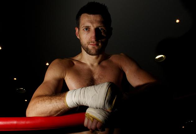 Carl Froch faces unbeaten American Andre Dirrell tonight in Nottingham