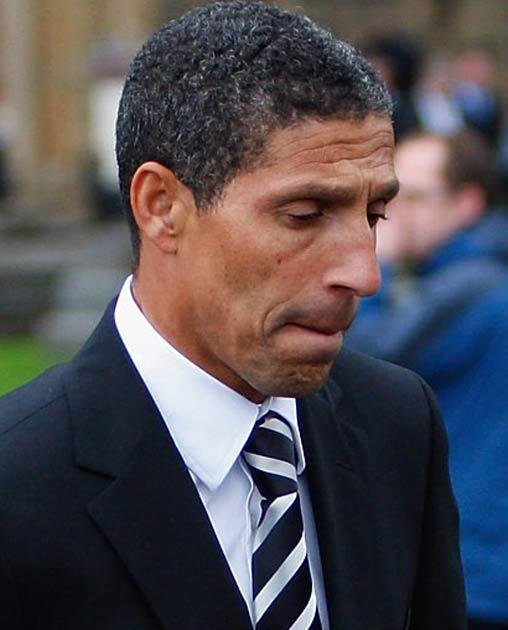 Hughton has led Newcastle to an excellent start to the season