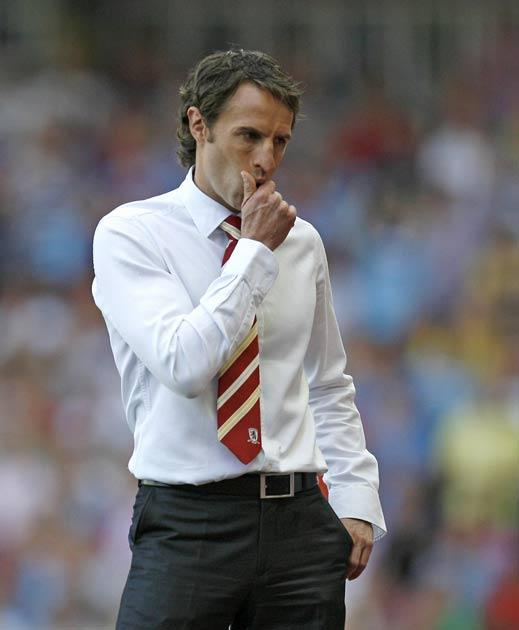 Promotion fears have been blamed for Southgate's removal