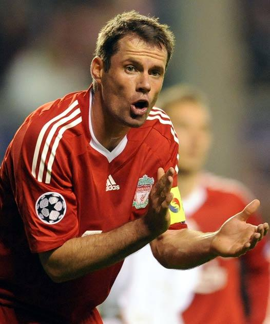 Carragher has come in for some criticism of late