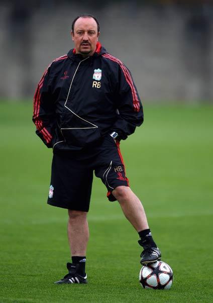 Benitez has lost the last three games