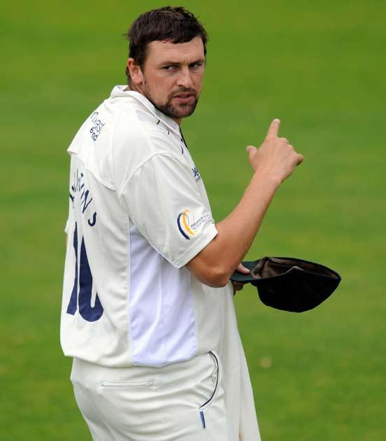 Harmison has agreed a new deal with Durham