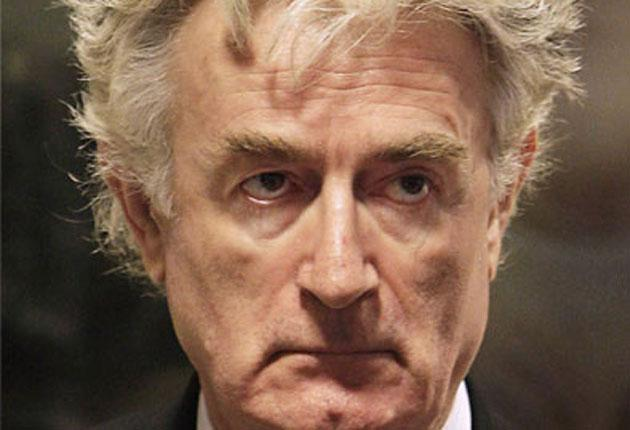 Radovan Karadzic was on the run for more than a decade