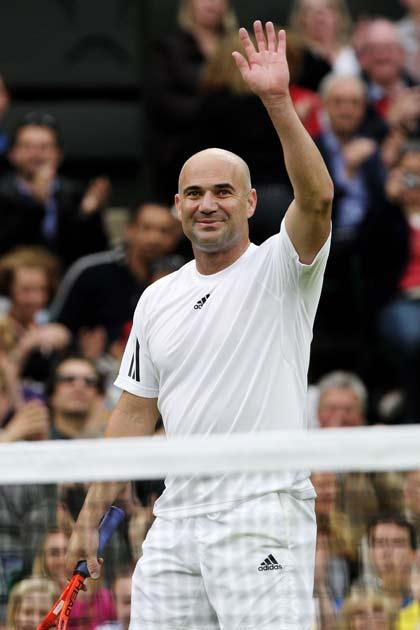 Agassi admits he lied to authorities