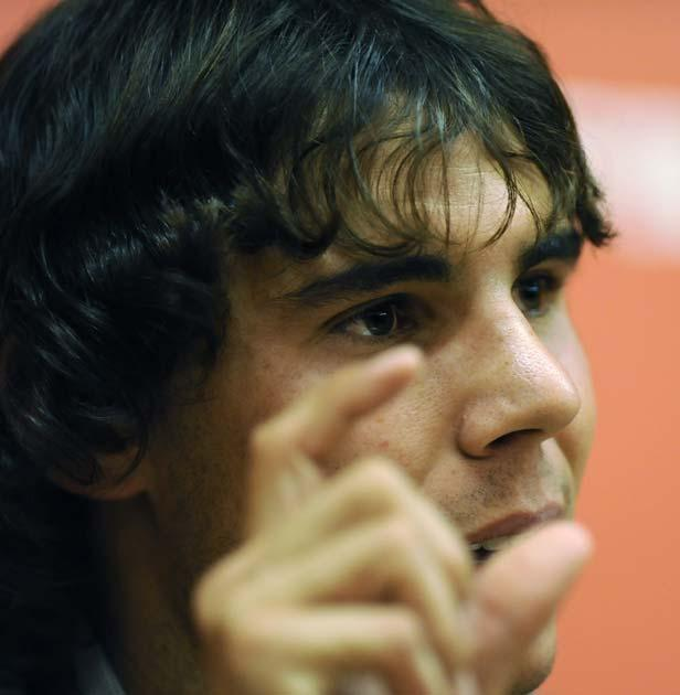 Nadal has expressed his shock at how the Agassi case was dealt with