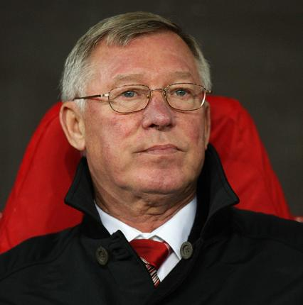 Sir Alex Ferguson played down his recent criticism of his defender Rio Ferdinand